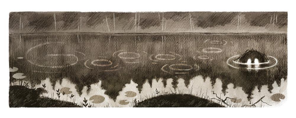 Google ノルウェーの画家テオドール・キッテルセン生誕160周年記念ロゴに!
