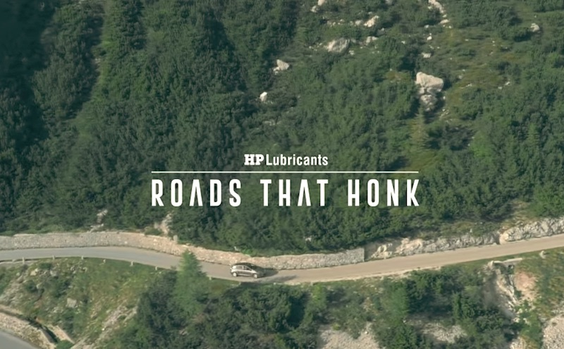 HP Lubricants – Roads That Honk