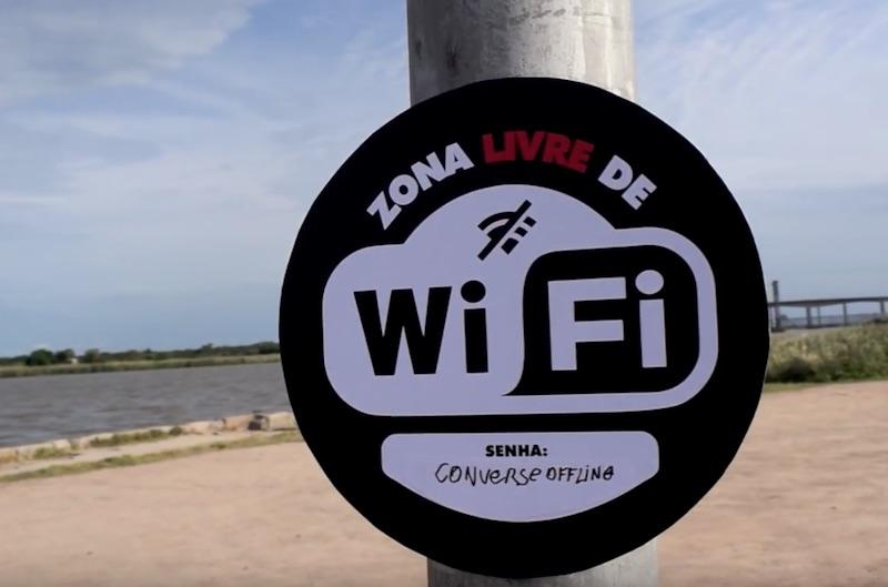Zona Livre de Wi-Fi
