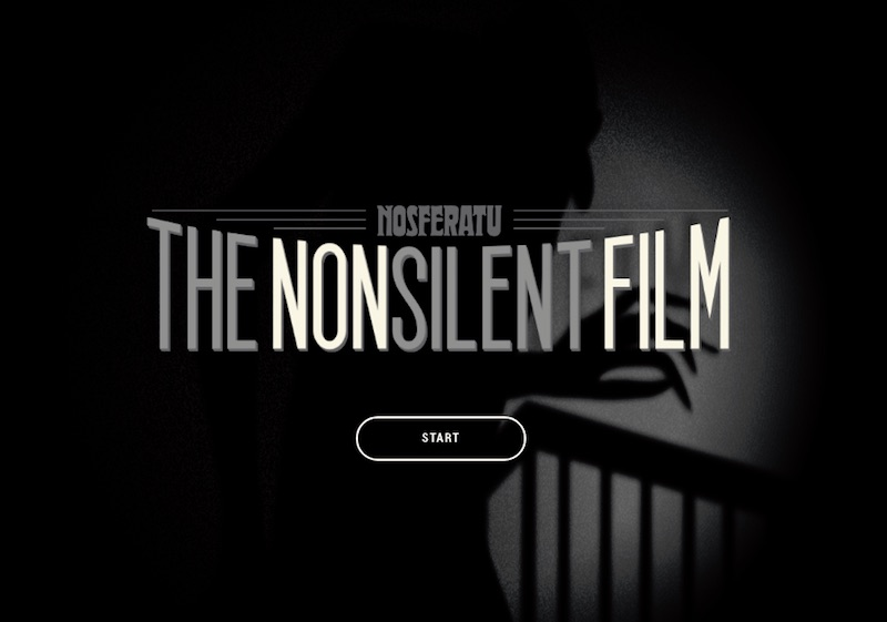 The Non Silent Film