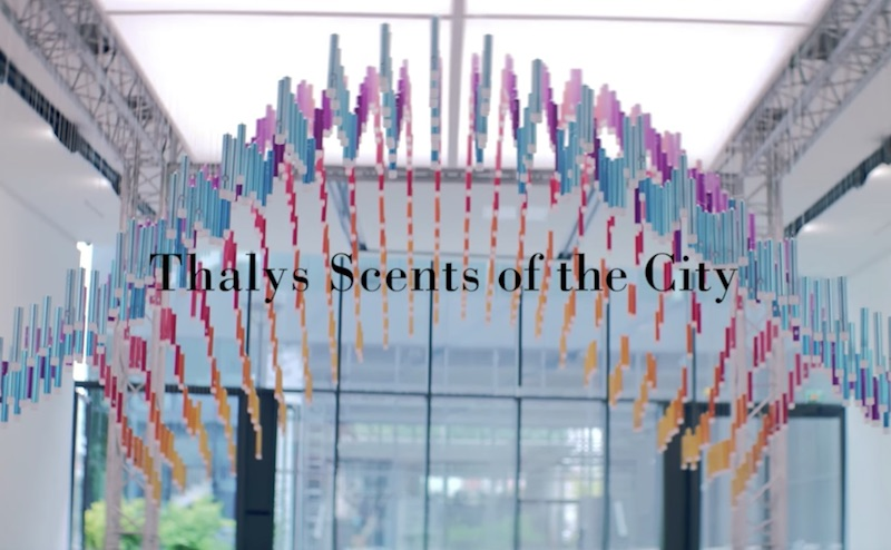 THALYS - Scents of the City