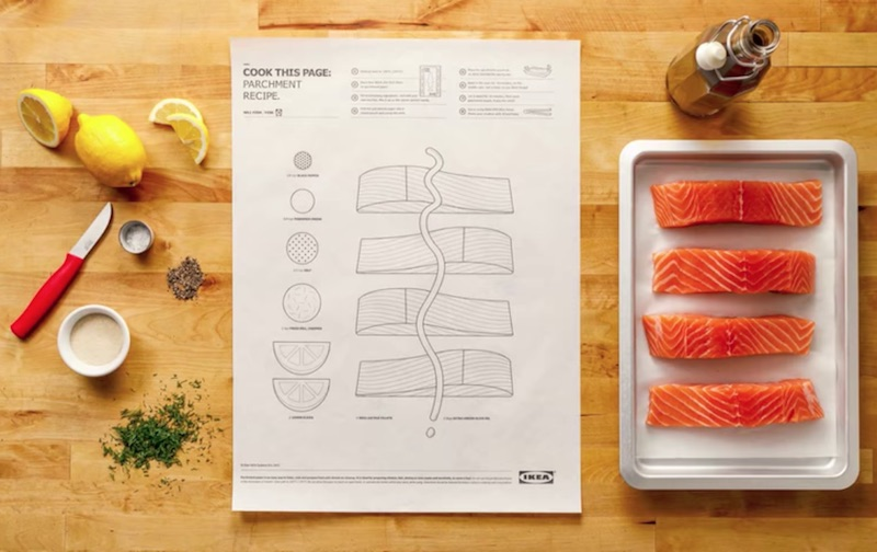 Ikea Cook this Page