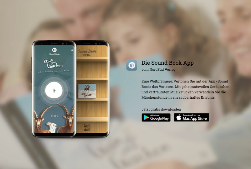 Die Sound Book App