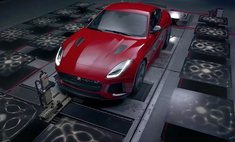 Jaguar F-TYPE SVR | Art of Sound