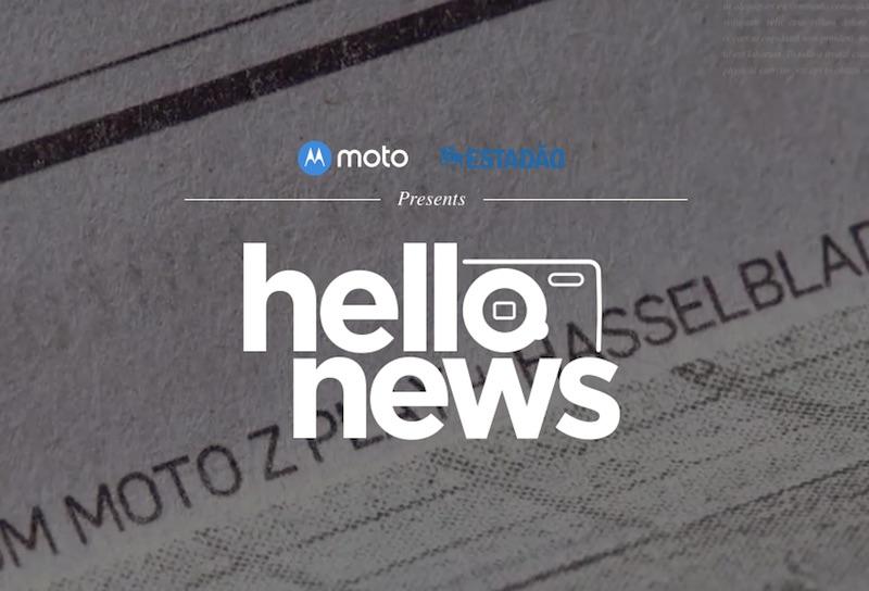 Hello News Project