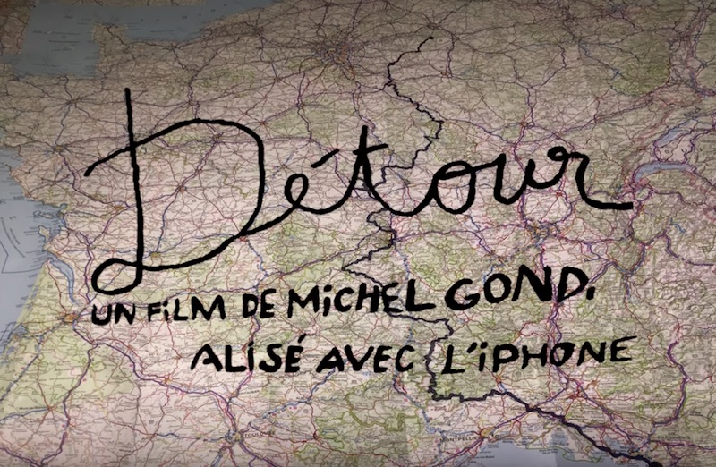 Détour — A film by Michel Gondry