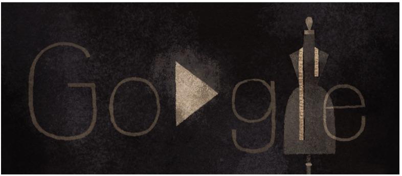 Google 石岡瑛子さん生誕79周年記念ロゴに!