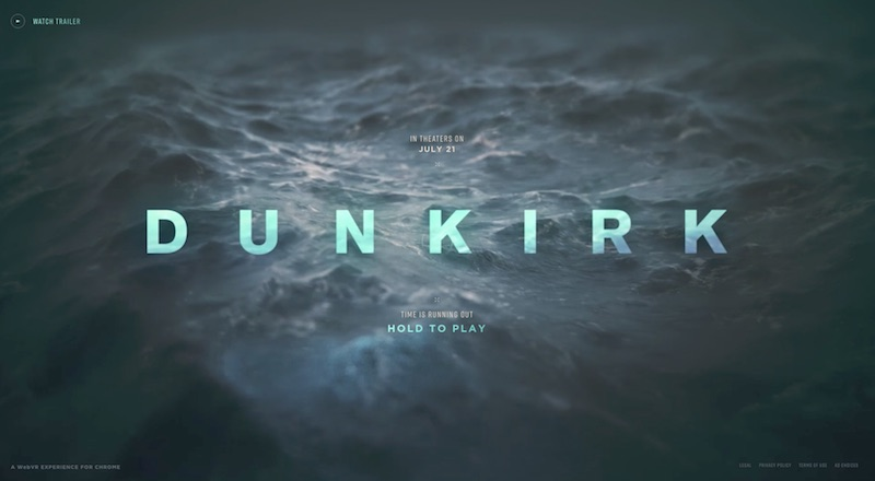 DUNKIRK – Experience Dunkirk Site