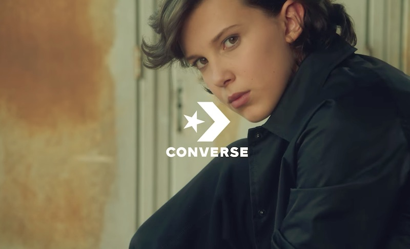 First Day Feels - Converse x Millie Bobby Brown