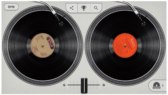 Google ヒップホップ誕生44周年で、DJプレイできるDoodleに!