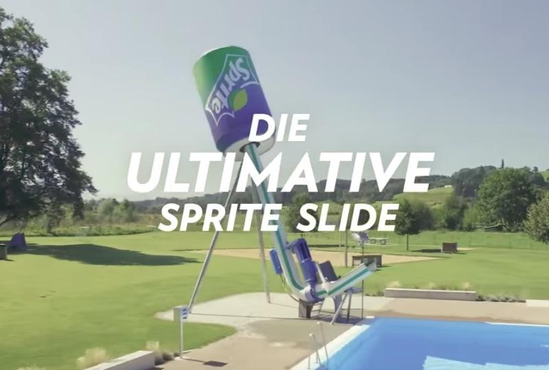 Sprite - Die coolste Erfrischung aller Zeiten!