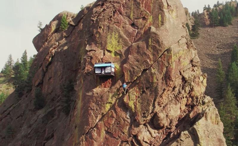 the Cliffside Shop