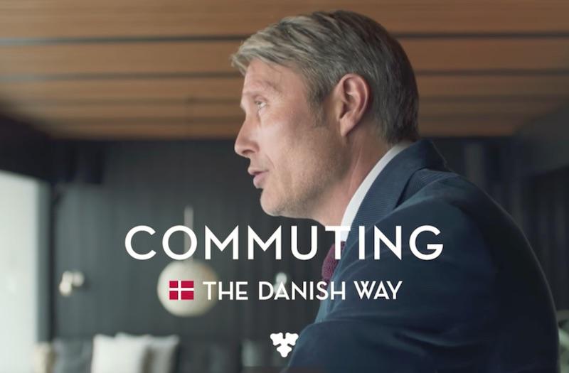 Commuting The Danish Way