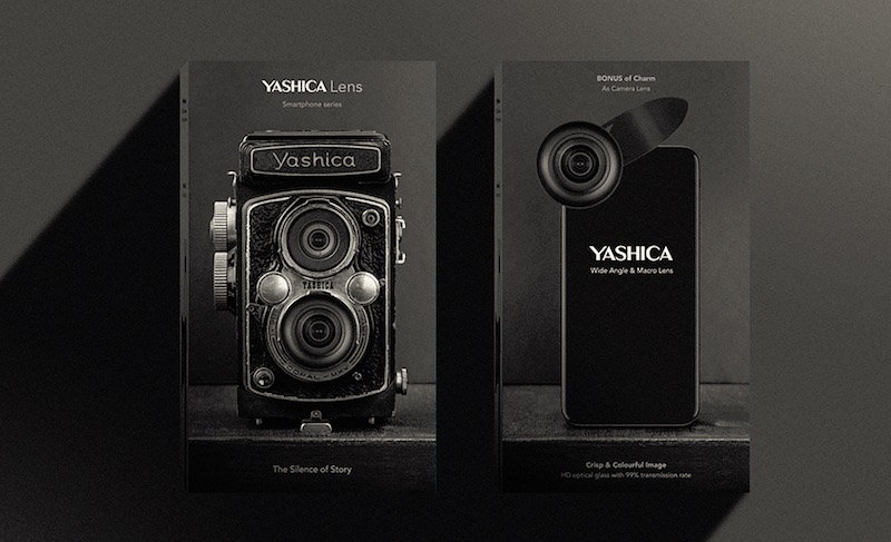 YASHICA | The Silence of Story