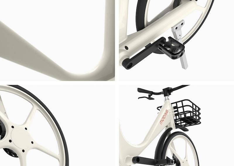 Mobike 'Next Generation' Smart Bike Design
