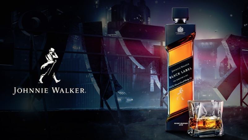 Denis Villeneuve x Johnnie Walker - Blade Runner 2049 Custom Blend