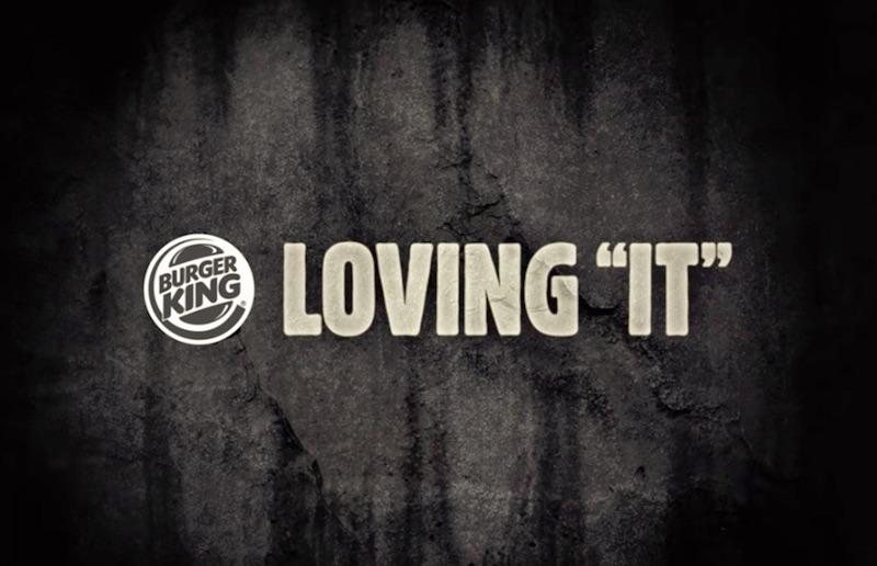BK loving IT #nevertrustaclown
