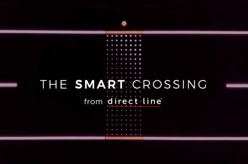 The Smart Crossing The World's First Responsive Road