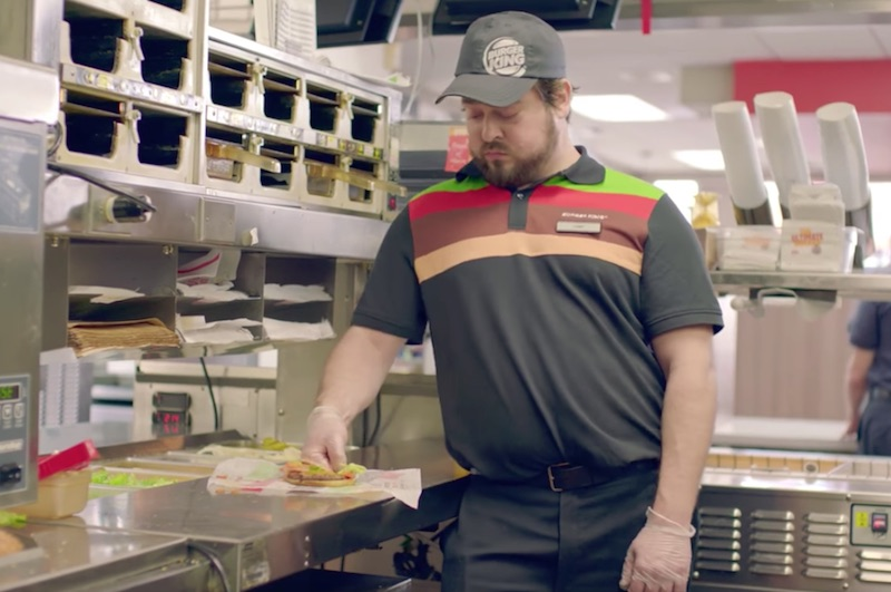 BURGER KING | Bullying Jr.