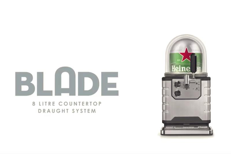 Heineken - The Blade