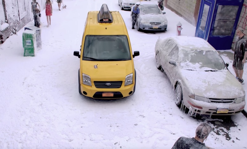 Geostorm Taxi Prank