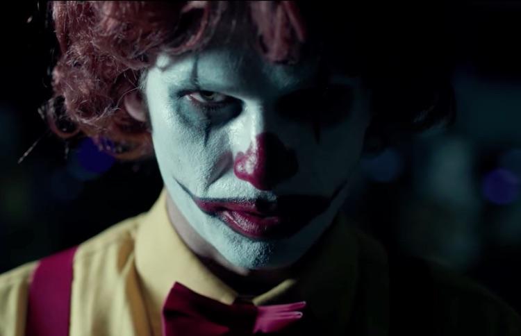 BURGER KING | #ScaryClownNight