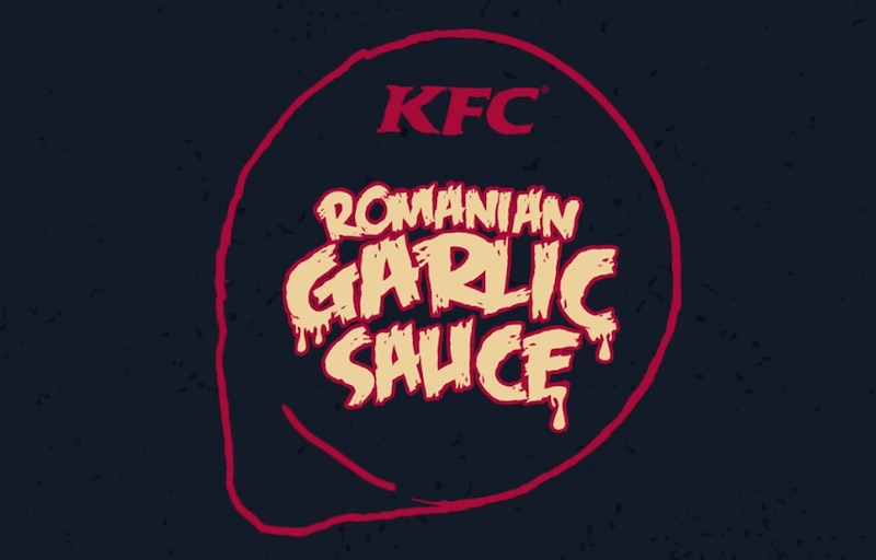 Romanian Garlic Sauce