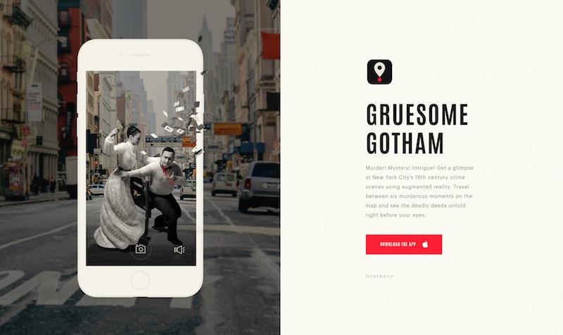 Gruesome Gotham