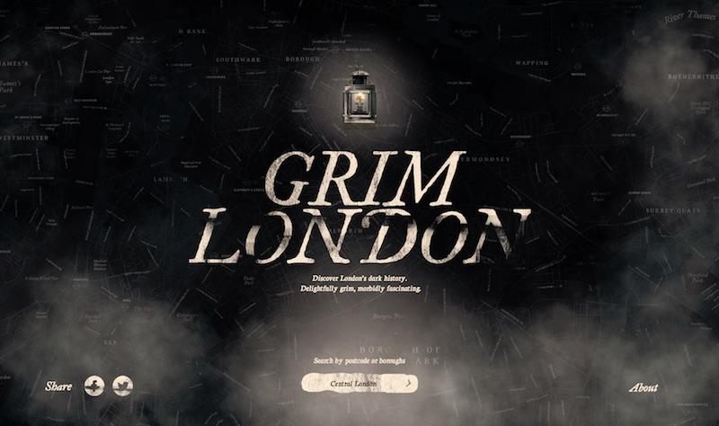 Grim London