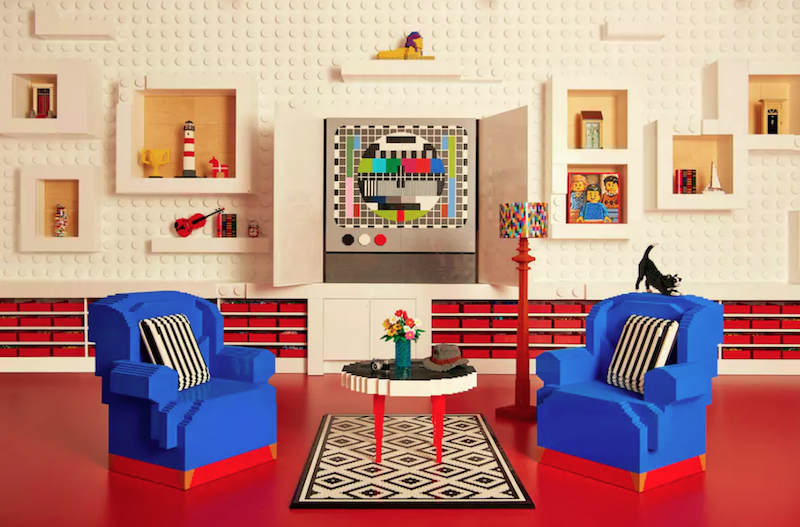 Win A Night At LEGO House | Airbnb