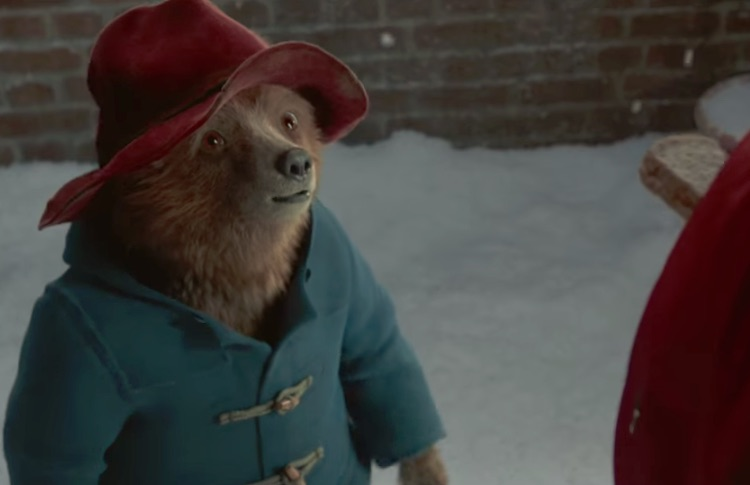Paddington & The Christmas Visitor #LoveTheBear