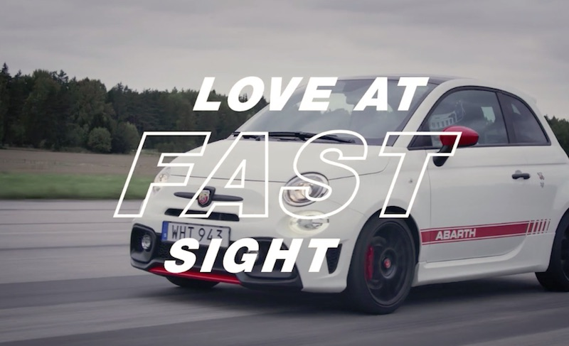 Abarth - Love At Fast Sight