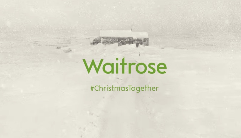 Waitrose Christmas TV Ad 2017 | #ChristmasTogether