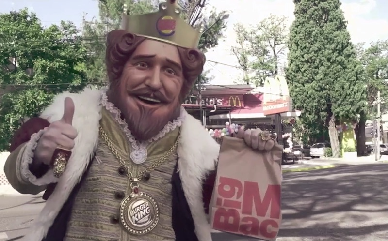 Burger King - #UnDíaSinWhopper