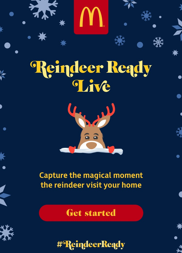 McDonald's UK | Reindeer Ready