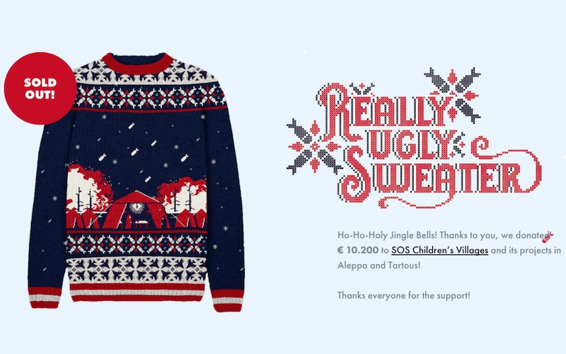Really Ugly Sweater