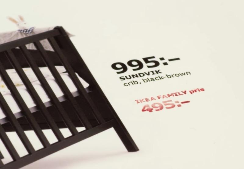 IKEA - Kissa på den här annonsen