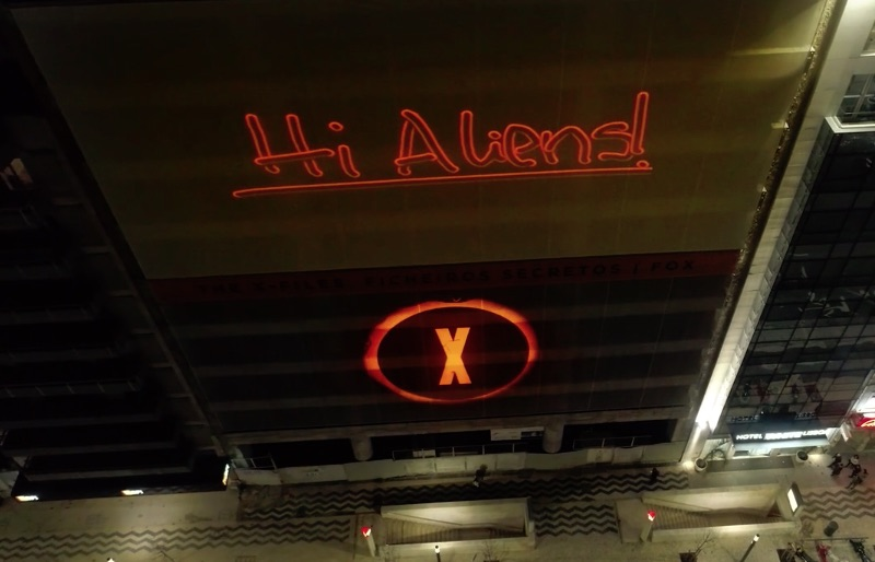Hi Aliens! | The X-Files - FOX
