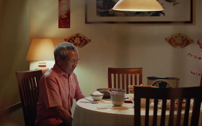 Mr Lim's Reunion Dinner