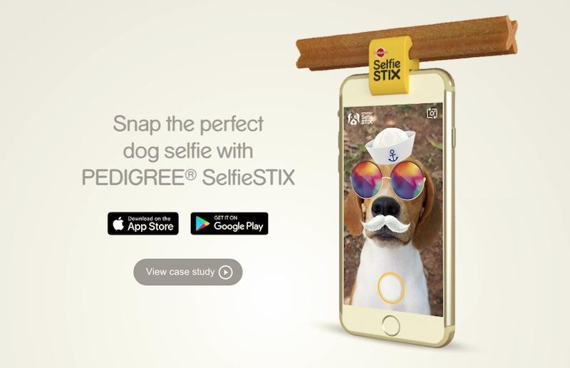 Pedigree SelfieSTIX