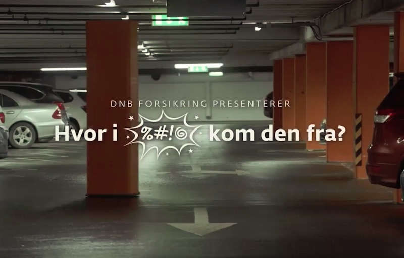 DNB Forsikring | The Sneaky Pillar