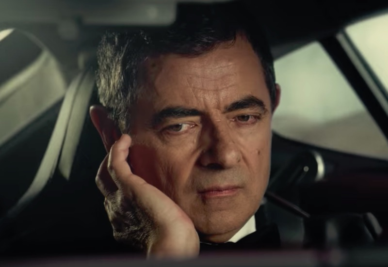 Etisalat's The Network featuring Rowan Atkinson