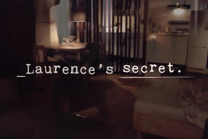 Laurence's secret