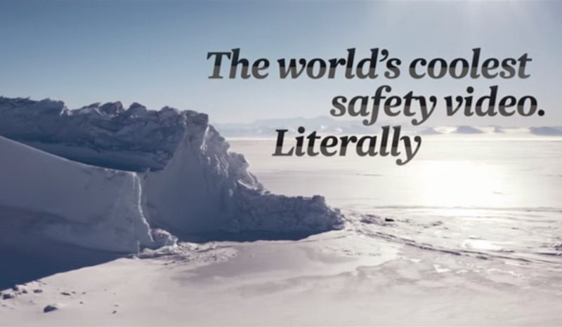 World's Coolest Safety Video #AirNZSafetyVideo