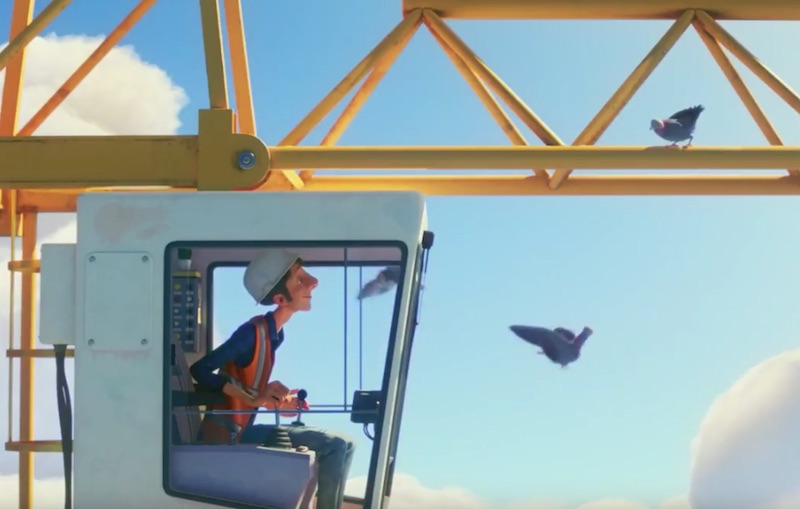 McVitie's Sweeter Together – The Crane Driver