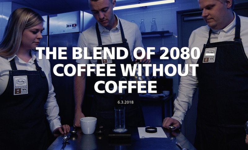Paulig Blend 2080 - Coffee without coffee