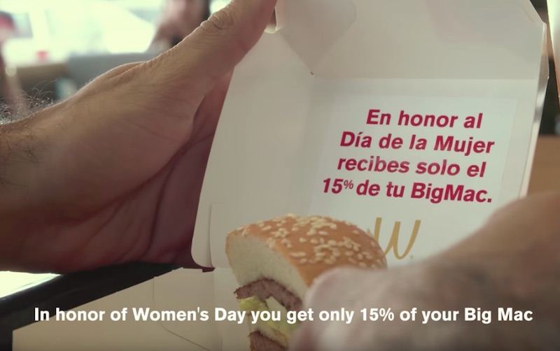 McDonald's Presents The Mac Percent