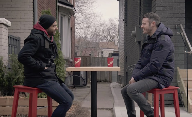 Tim Hortons | Coffee With Neighbours
