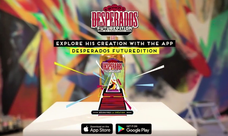 Desperados FuturEdition | New limited edition