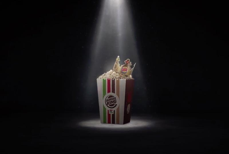 King Popcorn